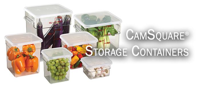 Camtainers Professional, Versatile Storage