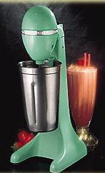 Hamilton Beach Old Fashioned Milkshake Mixer Cup