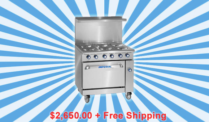 Compatible with Select Electric Restaurant Ranges