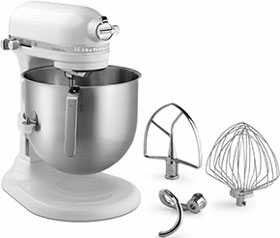 new NSF rated 7 quart commercial kitchen aid mixer