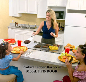 ProFire Indoor Barbecue Grill