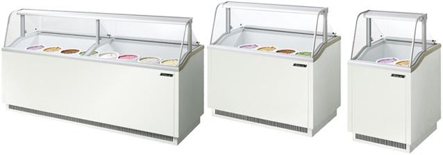Beautiful Kelvinator Ice Cream Dipping Cabinet