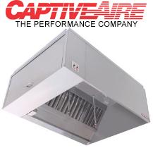 Commercial Kitchen Ventilation Systems Captive Aire