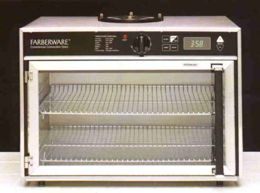 Farberware Commercial Convection Oven