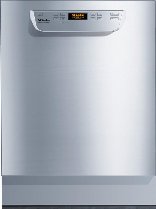Miele professional dishwashers - Miele professional ...