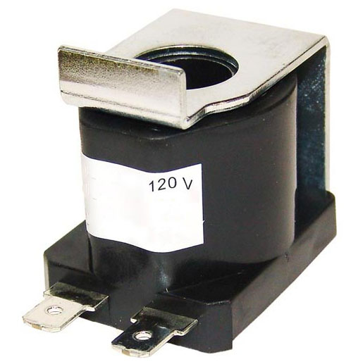 Solenoid Coil Only, new style 120V