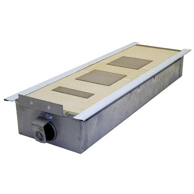 Burner, Infrared (for Salamander Broiler, Infrared Griddles)