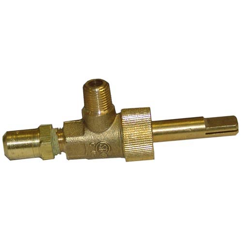 Valve with Orifice, Gas Burner (Challenger, Challenger XL, charbroilers, griddles, etc.)