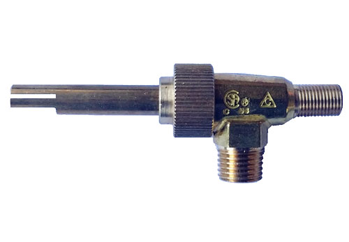 Top Burner Valve (Challenger, Commander Snorkler Series)