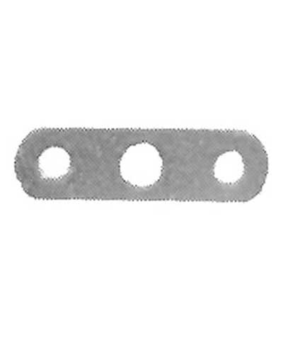 Gasket for thermostat flange