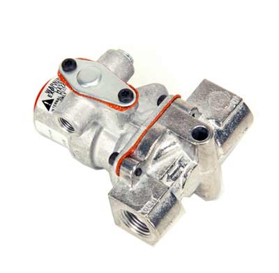 Safety Valve, for ASA/MSA Griddles, Challenger XL Griddles