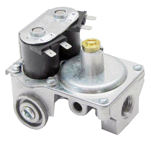 Solenoid Combination Valve for Wolf WK Convection Ovens, LP-Propane Gas Only