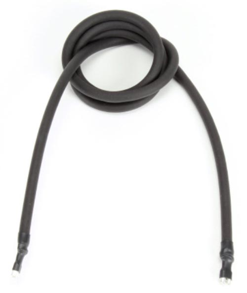 Ignition wire for WK or VC ovens, 36 inch (connects ignition module to electrode tip)