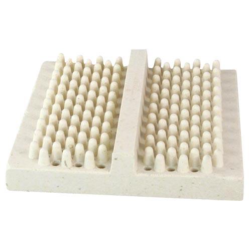 Ceramic Radiants set of 20 (12 center, 8 side)