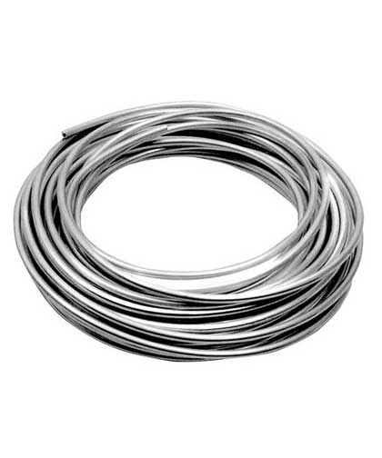 Tubing, 7/16 inch diameter, 50 ft. (600 inches)