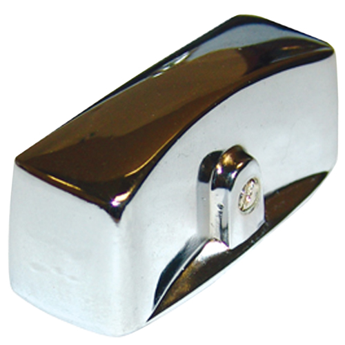 Chrome knob with set screw for Wolf or Vulcan Broilers, etc.