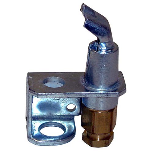 Pilot Burner, flame pattern left, natural gas, 1/4 cct