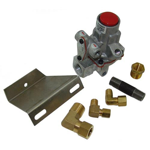 Safety Valve, Kit for Wolf Challenger Series, Commander Series (complete kit, retrofit)