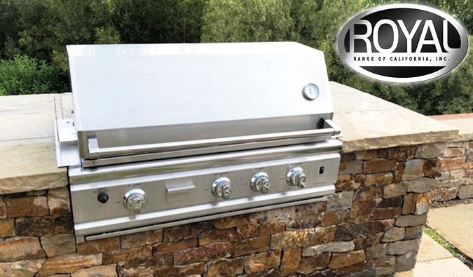 Royal Range Outdoor Bbq Grills